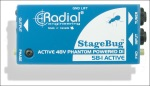 Radial Engineering SB-1 Active Stage Bug DI