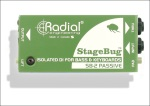 Radial Engineering SB-2 Passive Stage Bug DI