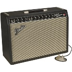 Fender '64 Custom Deluxe Reverb Electric Guitar Combo Amp