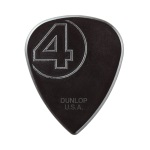 Dunlop Jim Root Nylon 1.38mm Signature Guitar Pick - 6 Pack