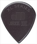 Dunlop Nylon Jazz III XL Guitar Pick - 6 Pack