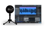 Blue Snowball Studio USB Mic and Software Bundle