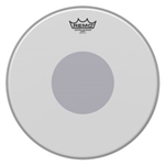 "Remo Controlled Sound Coated Black Dot 14"" Drum Head"