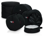 "Gator 5-Piece Fusion Set Bags; 16"" Tom; GP-FUSION16"