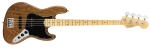 Fender American Professional Jazz Bass Roasted Ash Limited Edition Electric Bass Guitar