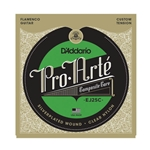 D'Addario EJ25C Pro-Arte Composites Flamenco Guitar Strings