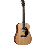 Martin D-10E Road Series Dreadnought Acoustic/Electric Guitar