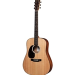 Martin D-10E Left Handed Road Series Dreadnought  Acoustic/Electric Guitar