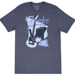 "Fender ""Alice"" Guitar T-Shirt"