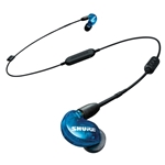 Shure SE215SPE Sound Isolating Bluetooth Earphones