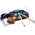 Mukikim Rock and Roll it Color Code Drum Kit; MUK-W758CLR