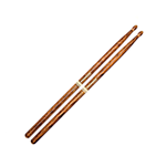 Promark Classic 747 FireGrain HIckory Wood Tip Drumstick