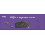 On Stage 61 Key Keyboard Bag & Accessory Bundle; KPK1061