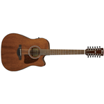 Ibanez AW5412ce Artwood 12-String Dreadnought Acoustic/Electric Guitar