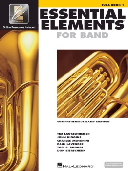 Essential Elements for Tuba Book 1; 00862580
