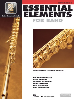 Essential Elements for Flute Book 2; 00862588