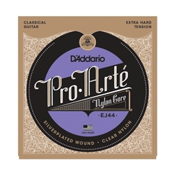 D'Addario EJ44 Pro-Arte Extra Hard Tension Classical Guitar Strings