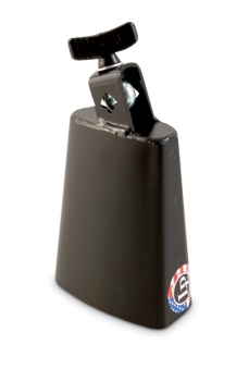Latin Percussion Black Beauty Cowbell; LP204A-N