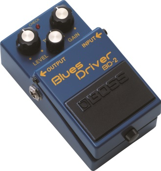 Boss BD-2 Blues Driver Guitar Effects Processor
