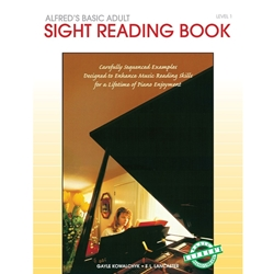 Alfred Sight Reading Book 1; 00-14539