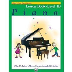 Alfred Lesson Book Level 1B; 00-2106