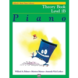 Alfred Theory Book Level 1B; 00-2121