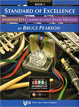 Flute Standard of Excellence Enhanced Version Book 2