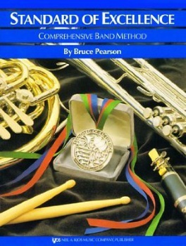 French Horn Standard of Excellence Book 2
