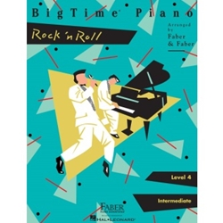 BigTime Piano Rock 'n Roll; FF1029