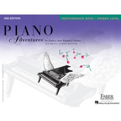 Faber Piano Adventures Performance Book, Primer Level; FF1077