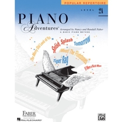 Faber Piano Adventures Popular Repertoire Level 2A; FF1258