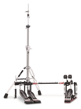 Drum Workshop DWCP5520-2 Hi-Hat / Double Bass Drum Pedal Stand