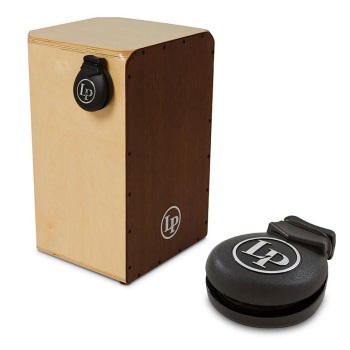 Latin Percussion LP434 Cajon Low Pitch Castanets