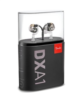Fender DXA1 Professional In-Ear-Monitors