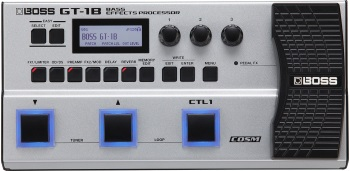 Boss GT-1B Bass Guitar Multi Effects Processor
