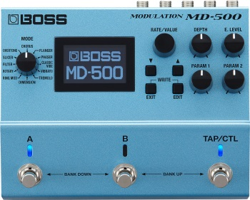 Boss MD-500 Modulation Effects Pedal