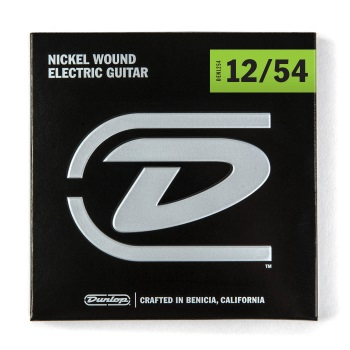 Dunlop Nickel Wound Heavy Electric Guitar String Set