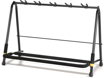 Hercules 5 Guitar Rack; GS525B