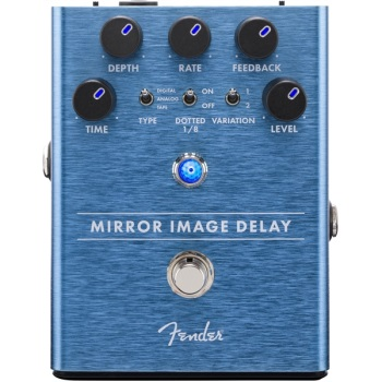 Fender Mirror Image Delay Pedal; 0234535000