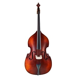 Knilling Sebastian Upright Bass Outfit w/Bag & Bow; 1202