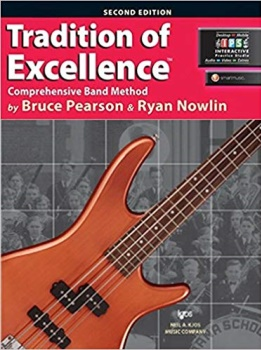 Electric Bass Tradition of Excellence Book 1