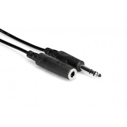 Hosa HPE325 Headphone Extension Cable