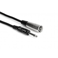 "Hosa PXM105 Male XLR to 1/4"" Patch Cable"