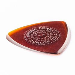 Jim Dunlop Primetone Small Triangle w/Grip - 3 Pack -
