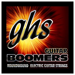 GHS GBL Boomers Light Gauge Electric Guitar String Set