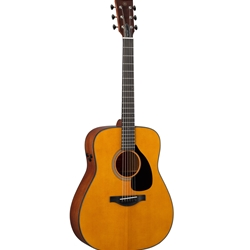 Yamaha Red Label Folk Acoustic/Electric Guitar;FGX-5