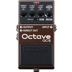 Boss OC-5 Octave Electric Gutiar/Bass Effects Pedal